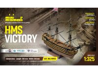MINI MAMOLI H.M.S. Victory 1:325 kit