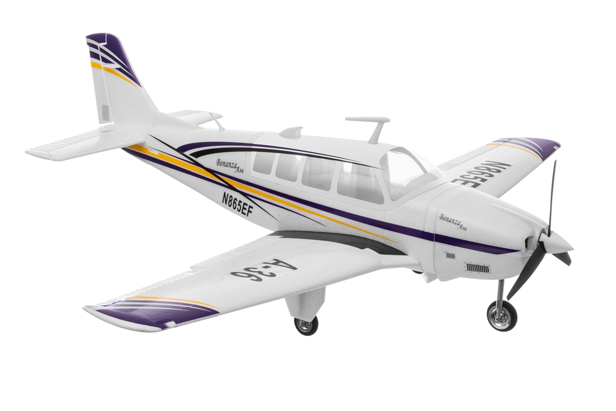 Beechcraft Bonanza A36 1280mm ARF