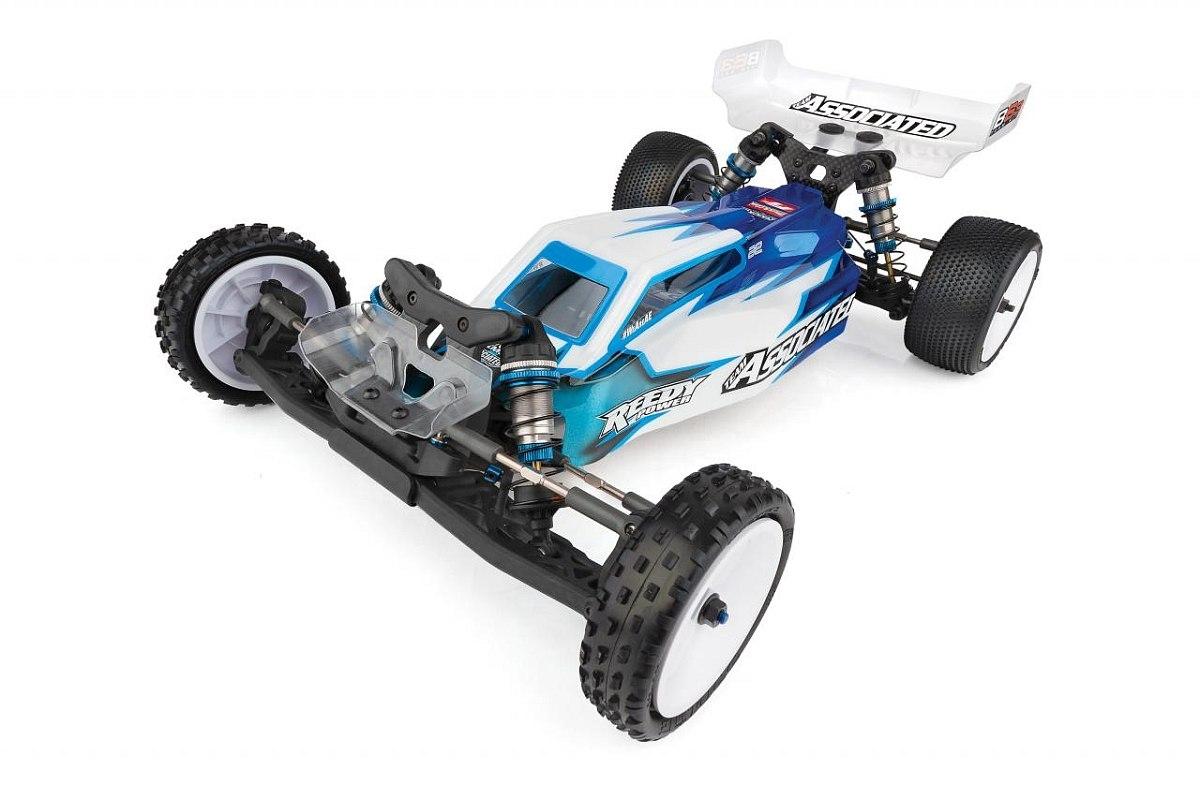 RC10B6.3 Team Kit stavebnice (2WD)