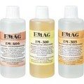 Sada čisticích koncentrátů Emag, k použití v dílně, 3 x 100 ml