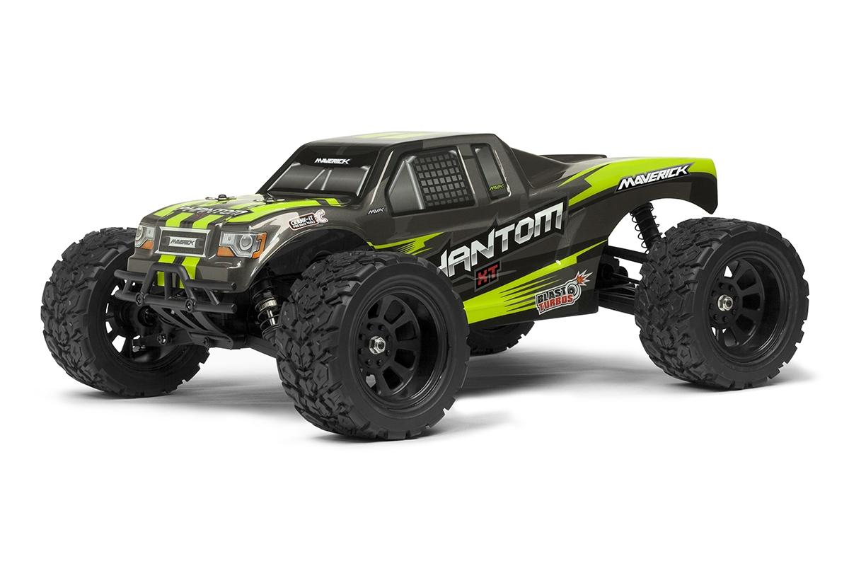 Maverick Phantom XT 1:10 RTR Electric Truggy