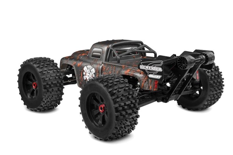 DEMENTOR XP 6S - 1/8 Monster Truck 4WD - RTR - Brushless Power 6S