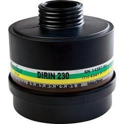 Kombinovaný filtr do plynové masky Ekastu Sekur DIRIN 230 A2B2E2K2-P3R D, 422 782