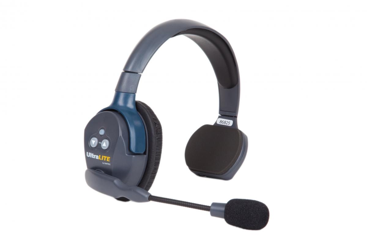 EARTEC UltraLITE 2 (set pro dvě osoby) - pár sluchátek s jedním náušníkem