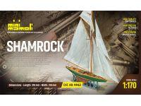 MINI MAMOLI Shamrock 1:170 kit