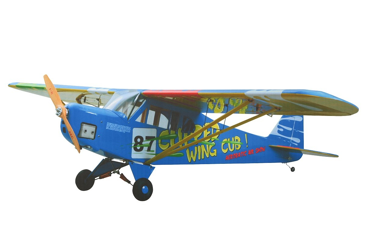 "Piper Cub ""Clipped Wing"" 30ccm 2140mm"