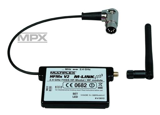 45613 VF modul HFMx V2 M-Link 2,4GHz