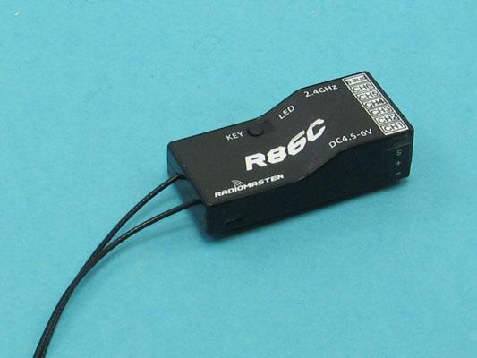 Přijímač Radiomaster R86C