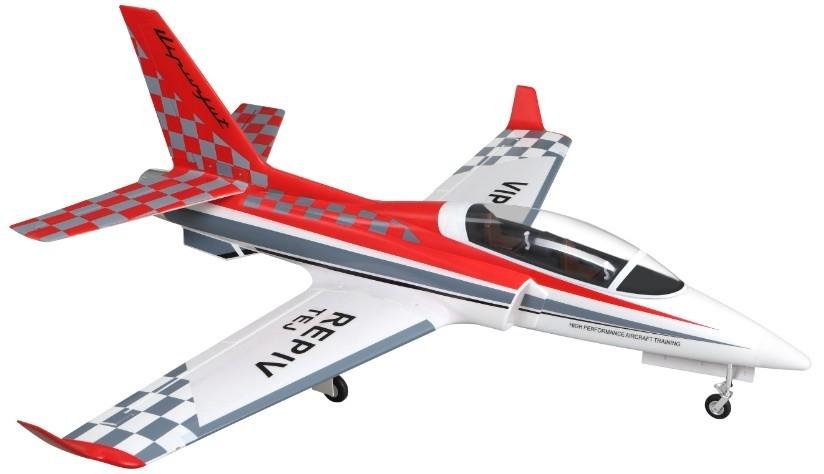 Viper Jet 1450mm EPP - červený ARF set