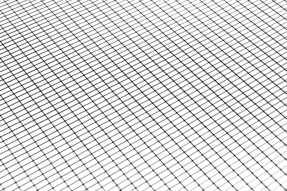 Kovová mřížka 10 x 10 cm, typ C