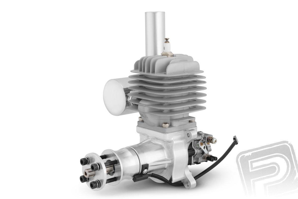 Motor DLA 58ccm včetně tlumiče a příslušenství