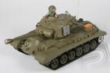 RC tank 1:16 SNOW LEOPARD komplet 27MHz
