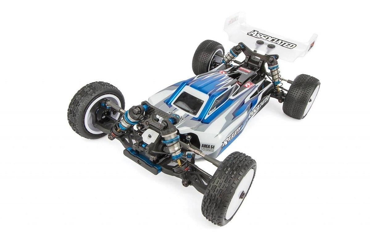 RC10B74.1 Team Kit stavebnice (4WD)