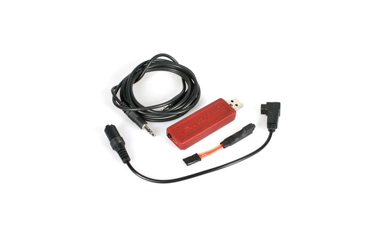 USB Interface sada Aerofly RC7/RC8 pro Futaba